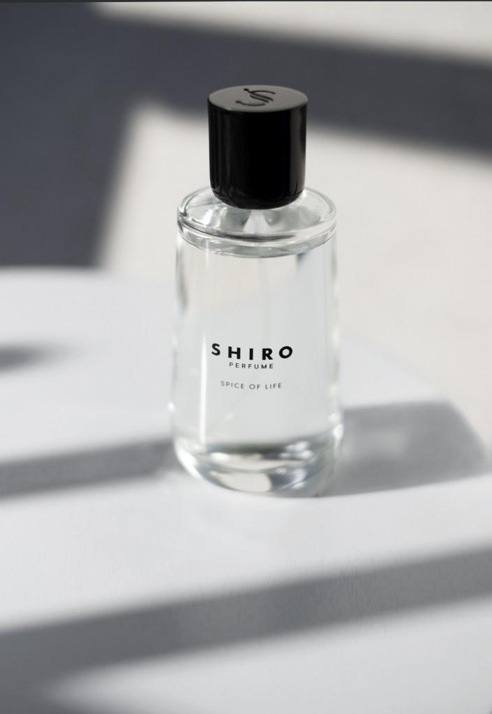 001_Shiro Perfume